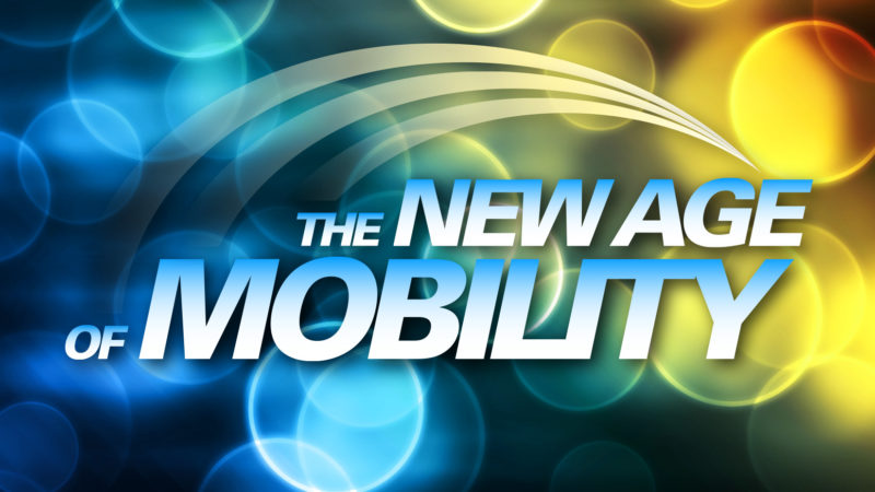 CBC TV Coverage of WBM's New Age of Mobility Event