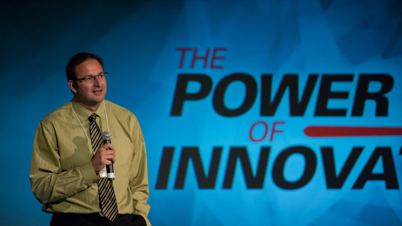 The Power of Innovation Grips the WBM Client Community