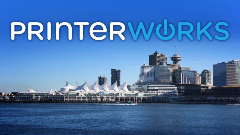 WBM Announces Acquisition of Vancouver Based PrinterWorks