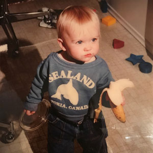 Ashley Schell Baby Photo