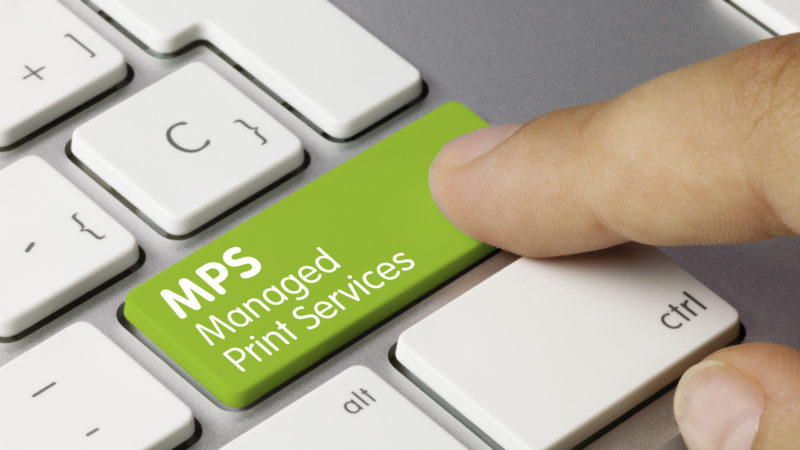 Why Should Your Company Choose Managed Print Services?