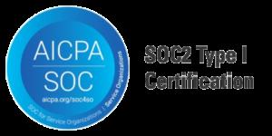 SOC2 Type 1 Certification