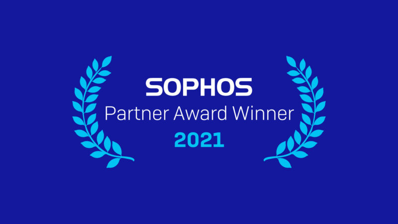 WBM Technologies Awarded Sophos 2021 Channel Partner Of The Year, Canada