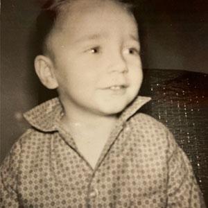 Byron Klassen Baby Photo
