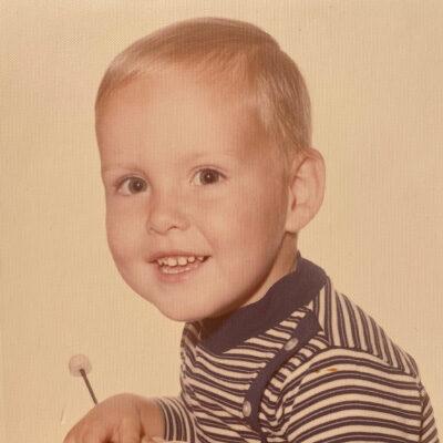 Jamie MacKenzie Baby Photo
