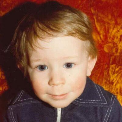 Lee Branstetter Baby Photo